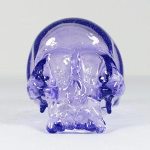 Akihisa Izumi / Akio glass skull cup (2014)